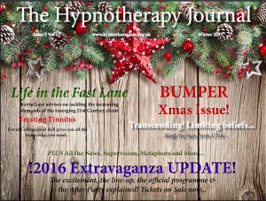 Winter 2015 Journal title page