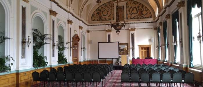 Drawing Room Theatre Style + Stage SMALL - AC