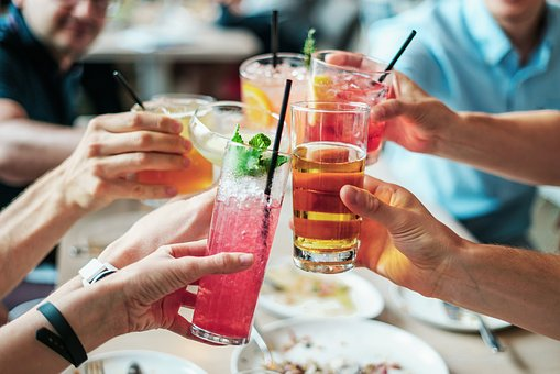 Have you considered how much alcohol you're drinking?