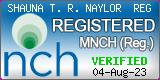 UK NCH hypnotherapy registration logo shauna naylor hypnotherapist hypnosis sheffield