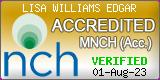 NCH member Lisa Williams