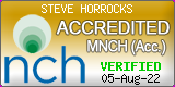 Steve Horrocks - NCH Hypnotherapist