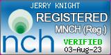 NCH Registered Hypnotherapist.